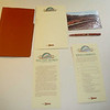 AMTRAK 1st Class Welcome Aboard packet<br /> 328835737_Whjeq