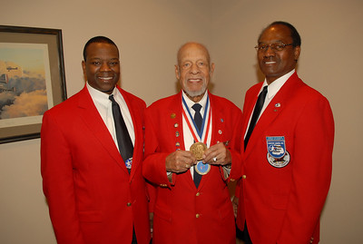 East Coast Chapter Tuskegee Airmen Lemuel Lewie Jr.