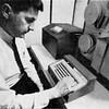 Sutherland at the keyboard