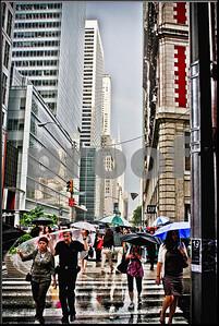 New York Busy