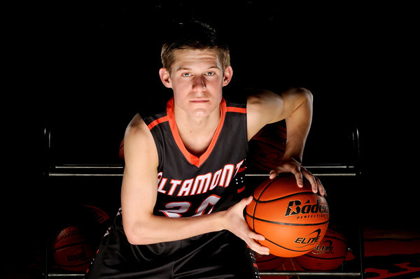 Coming off a season where he led Altamont to its first NTC tournament title since 1990 and a 24-4 record, Altamont's Garrett Ziegler has been named the Effingham Daily News Area Player of the Year.<br /> (Chet Piotrowski Jr./Piotrowski Studios)