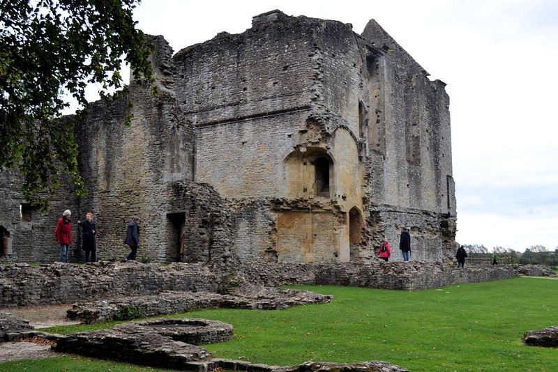 Minster Lovell Hall