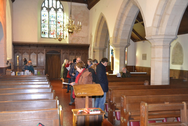 Witley Church