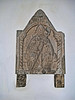 St Lawrence the Martyr Church, Godmersham: Thomas Becket sculpture