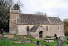 St Michael's church, Duntisbourne Rouse