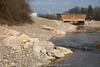 Renaturierung der Dünnern in Olten am 05. und 06. 03. 2015 zwischen Olten und Wangen - Als Ausgleichs- und Ersatzmassnahme für die neue Entlastungsstrasse wird die Dünnern bei Olten auf einer Länge von 900 m renaturiert und so gestaltet, dass die Hochwassersicherheit gewährleistet ist.
