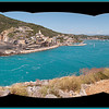 From the top of Palmaria, a panoramic view of Portovenere!