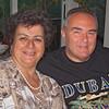 Angela e Giorgio, i nostri cari amici delle Grazie, sono venuti a cena da noi con i figli, Laura ed Alberto!