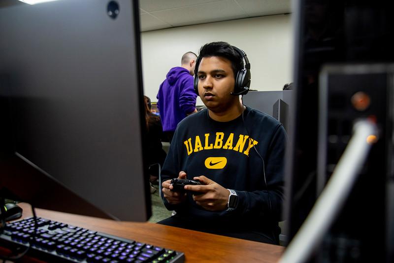 October 9, 2019 Ualbany eSports Team