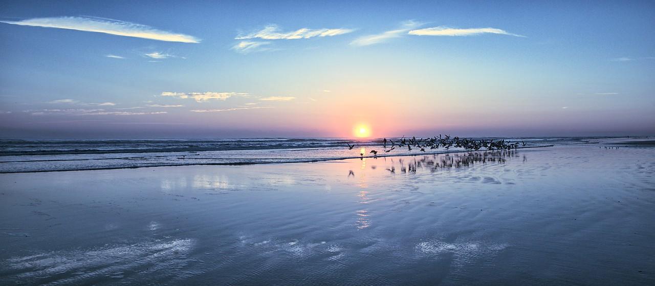 """Peaceful Sunrise""  ETC3012 (NV6862)"