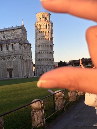 PIsa, Italy DAY 11
