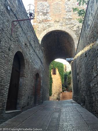 San Gimignano, Italy DAY 14