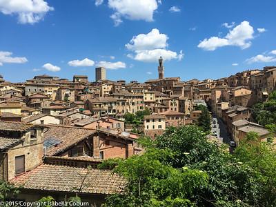 Siena, Italy DAY 13
