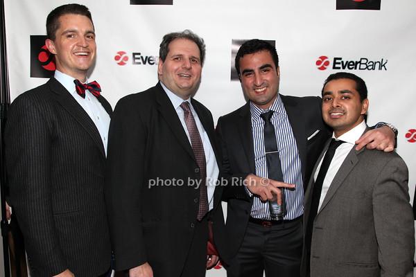 Matthew Tully, Alex Constantopes, Leo Stavrinou, Mohammad Hussain
