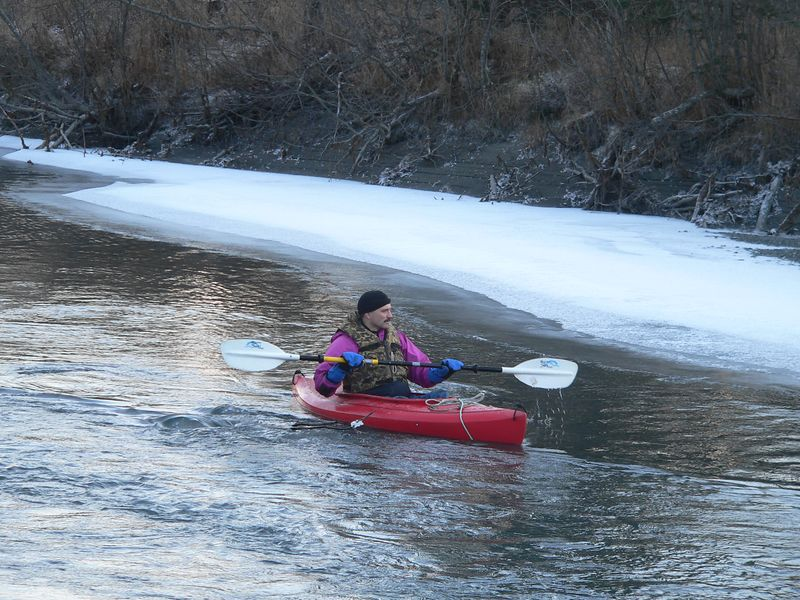 Alaskans love the outdoors no matter what the season and find many ways to experience it.
