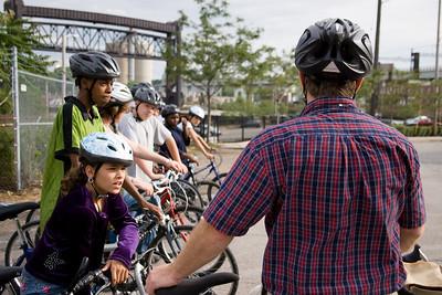 Earn a bike lecture