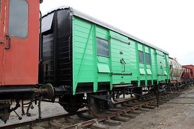SR1152 East Anglian Railway Museum 31/03/12