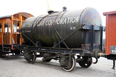 20t Molasses Tank B39  31/03/12