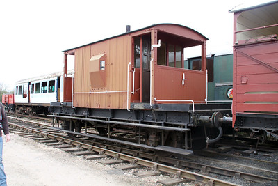 B951771 East Anglian Railway Museum 31/03/12
