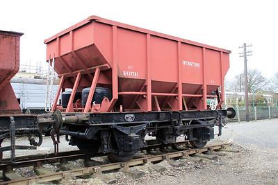B437781 East Anglian Railway Museum 31/03/12