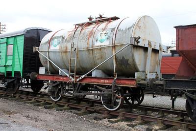Tank 5474 East Anglian Railway Museum 31/03/12