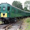 SR EMU 5759 at 'East Kent Railway, Shepherdswell' 24/07/11.