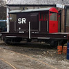 SR 55170 25t Brake Goods Van   13/04/13