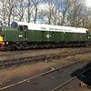 Class 40_D335 (40135)    13/04/13