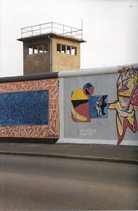 East Side Gallery, East Berlin, September  1990 10 SM