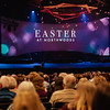 Easter, 2019, Stage, Congregation, Auditorium