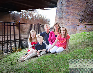 Family under Bridge (1 of 1)