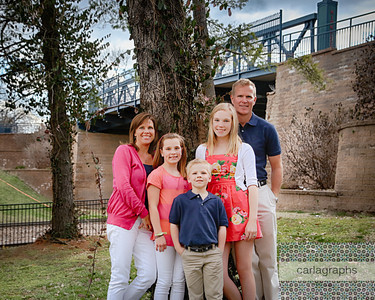 Fam Standing in Front of Tree (1 of 1)