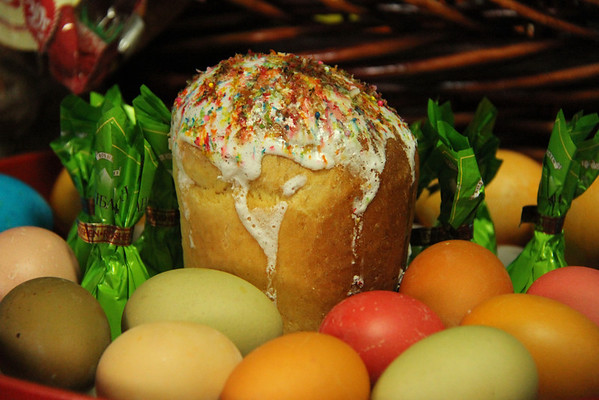 Easter Morning in Kazakhstan