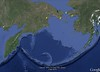A scant 53 miles of water separate Asia from North America/Russia from the USA.