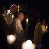 Easter Vigil Mass at the Cathedral of St. Matthew the Apostle