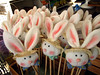 Easter Bunnies. Lynbrook. March 208th, 2009. Photo by Kathy Leistner
