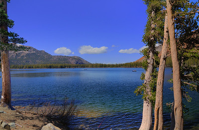 Lake Mary above Mammoth, Ca.