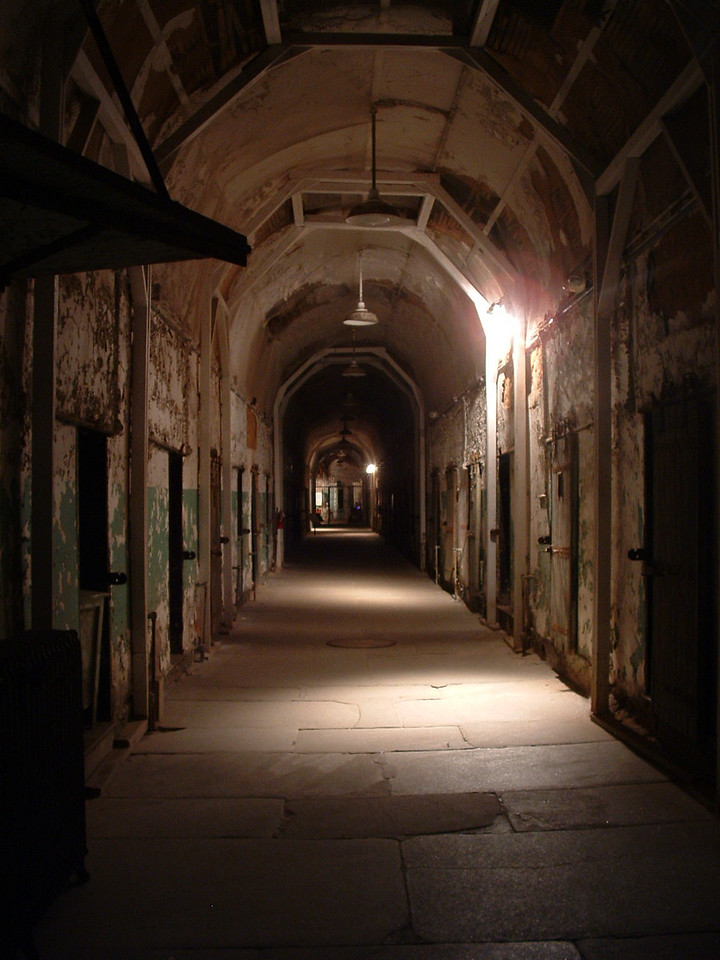 Eastern State Penetentiary-Terror Behind the Walls.