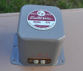 Electro-Voice X36 Crossover