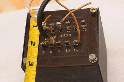 Imp. Matching Transformer A2496R Ham Radio