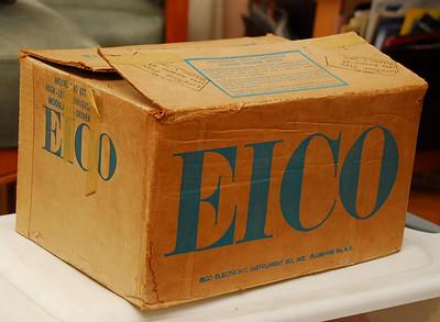 Eico Modulator Kit, Unbuilt