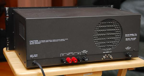 Hafler DH-500