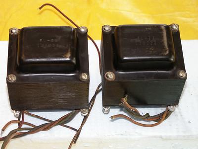Heathkit AA-100 Output Transformers