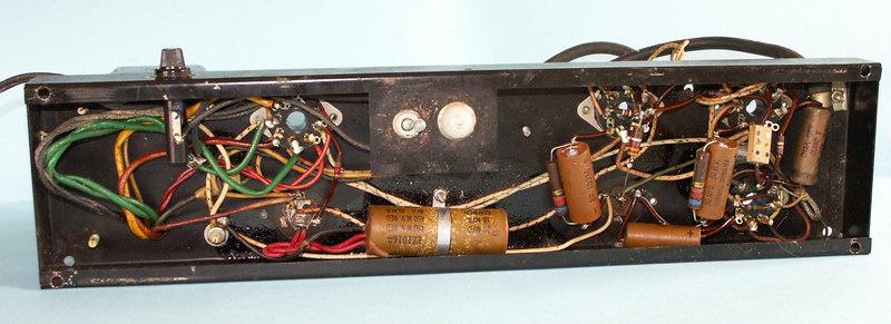 Mono 6V6 amp