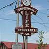 Universal Life Insurance Company, located near downtown Memphis.