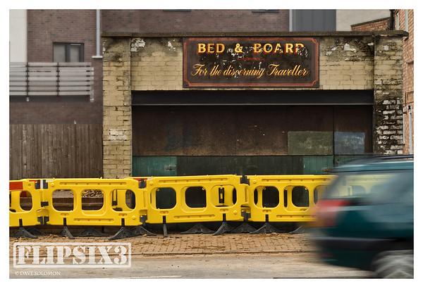 False Advertising (Leicester, UK)