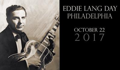 Eddie Lang Day 2017 SLide SHow