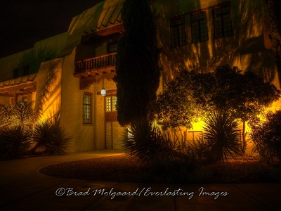 """Night Light Glow"" (HDR)"