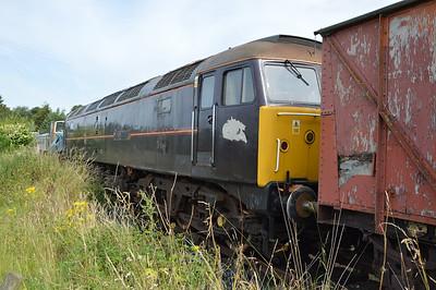 Class 47 47799  26/07/14.