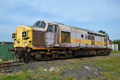 Class 37 37042  26/07/14.